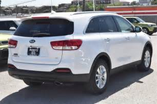 Kia Sorento 3rd Row 2017 Kia Sorento 3rd Row Lx Convenience Pkg Fort Worth Tx