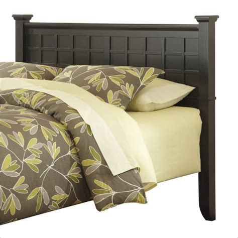 Black Headboard by Home Styles Arts Crafts Black Headboard Ebay