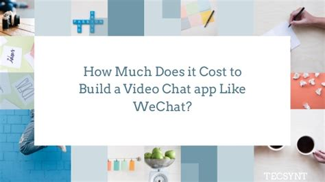 How Much Does It Cost To Build A Video Chat App Like Wechat How Much Does It Cost To Build A Garden Wall
