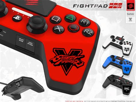 Pro Controller Ps4 Fighting Madcatz mad catz unveils fighter v arcade stick and controller shoryuken