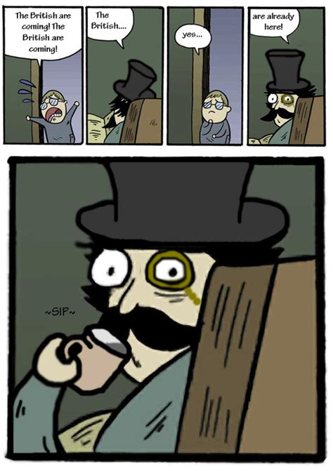 Dad Comic Meme - stare dad comics latest comics the british are coming