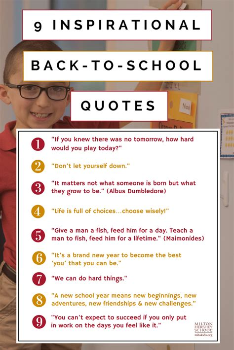 back to school quotes 9 back to school mottos that motivate students and