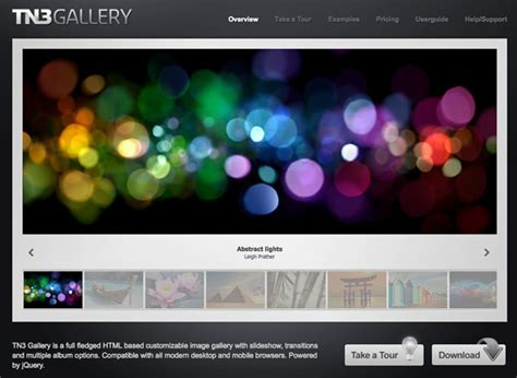best jquery gallery curso web designer galerias de imagens jquery