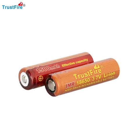 Trustfire Imr 18650 Li Ion Battery 2600mah 3 7v Button Top 4 X Us18650 Vtc5 2600mah 30a 3 7v 18650 Rechargeable Liion