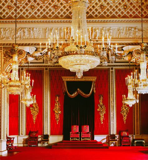 buckingham palace throne room inside buckingham palace throne room search throne room and