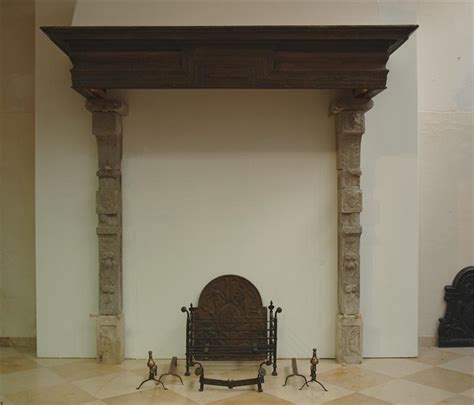 17th Century Fireplaces by 17th Century Sandstone Fireplace Mantel Of Unique
