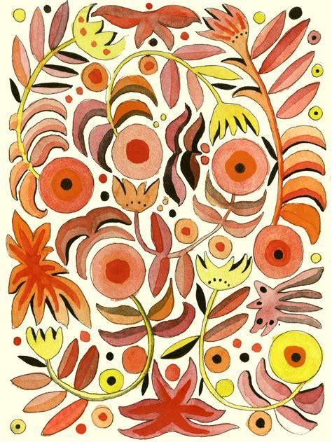 floral pattern deviantart floral pattern n2 by picasio on deviantart