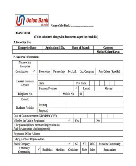 Bank Loan Letter Of Offer sle loan