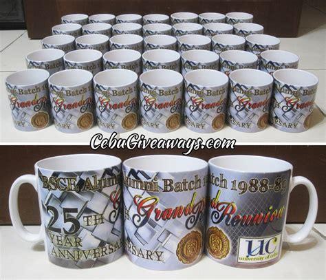 design mug souvenir mugs cebu giveaways personalized items party souvenirs