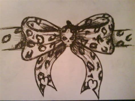 leopard print bow tattoo designs design designs by marc wallace