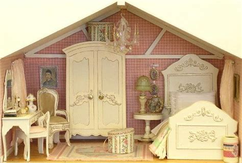 doll house theatre barbie scale  sale complete