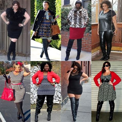 thigh high boots plus size how to wear boots in various styles and heights thigh