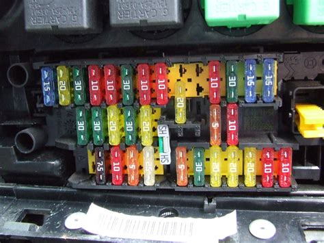 peugeot 206 xsi fuse box diagram wiring diagram