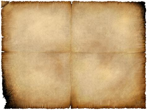tattoo burned paper free printable treasure maps clipart best