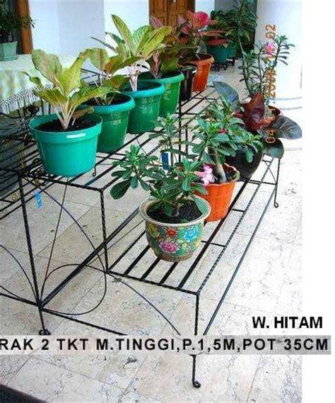 dinomarket pasardino rak standing pot besi tanaman hias