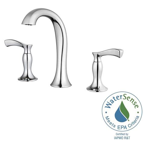 8 bathroom faucet pfister cassano 8 in widespread 2 handle high arc