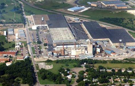 waco glass plant installs pollution equipment