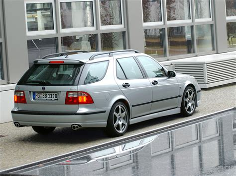 images for gt saab 9 5 aero wagon