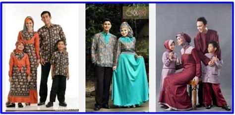 Foto Baju Lebaran Keluarga fashion terbaru model baju batik muslim sumber referensi rachael edwards