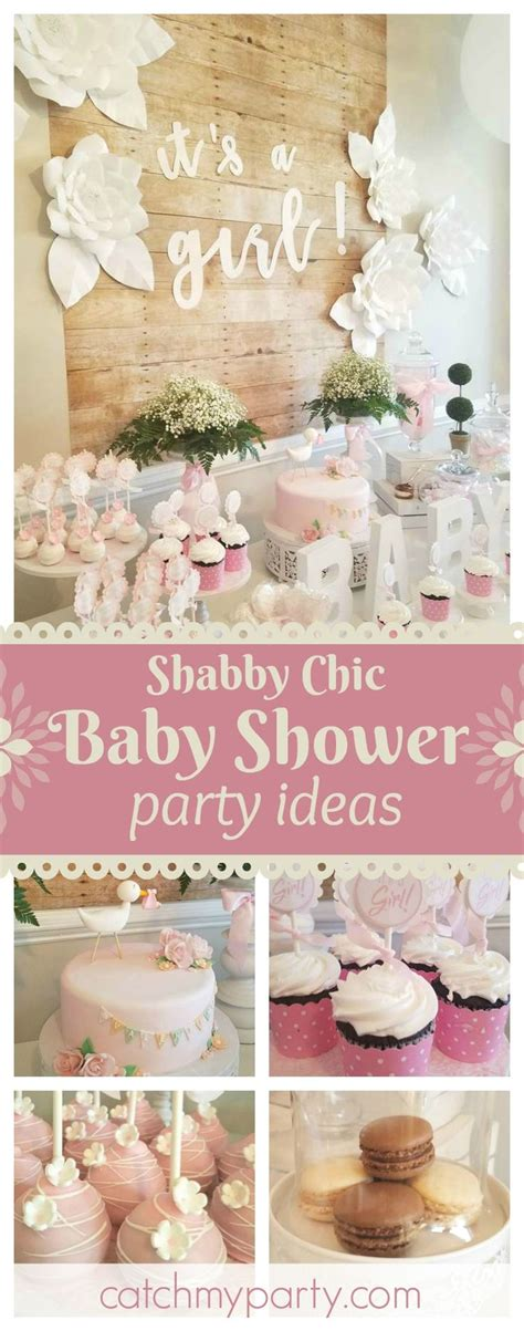Shabby Chic Baby Shower by 25 Best Ideas About Shabby Chic Baby Shower On