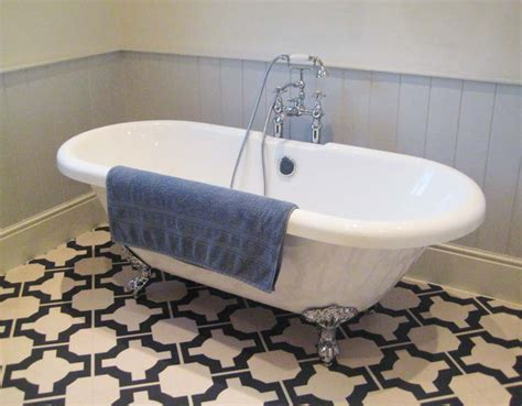 white vinyl flooring for bathrooms black and white vinyl bathroom flooring by neisha crosland