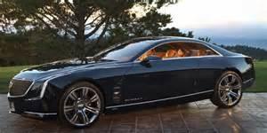 Cadillac Future Cars Cadillac Elmiraj Hints At Future Designs Business Insider