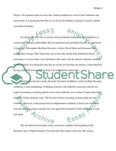 Enlightenment Essay by College Essays College Application Essays Enlightenment Essay