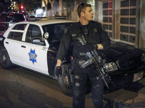 Sfpd Arrest Records Gunman Allegedly Stole Weapon Ammo Before Mission Shootout By J Lamb M Barba