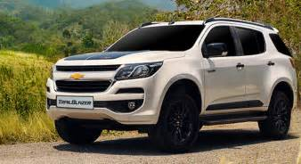 chevrolet trailblazer 2017 philippines price specs