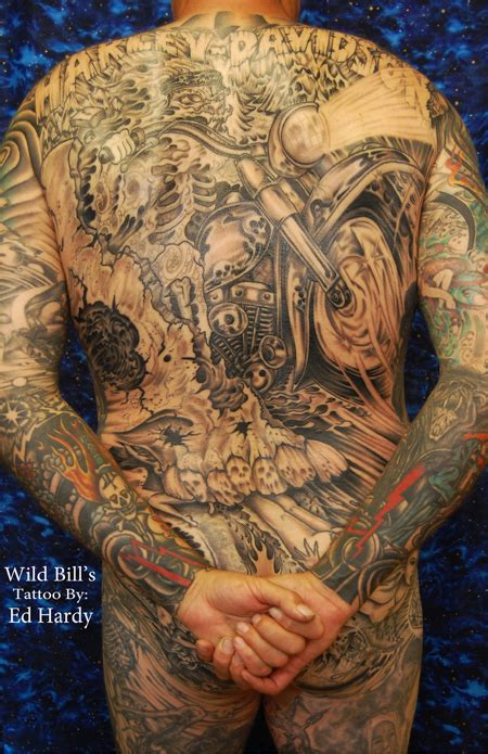 wild bill tattoo photo gallery