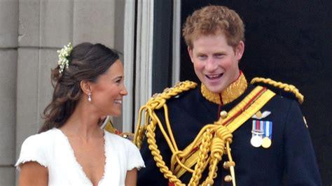 Hochzeit Harry by Prinz Harry Darf Offenbar Meghan Markle Zu Pippas Trauung