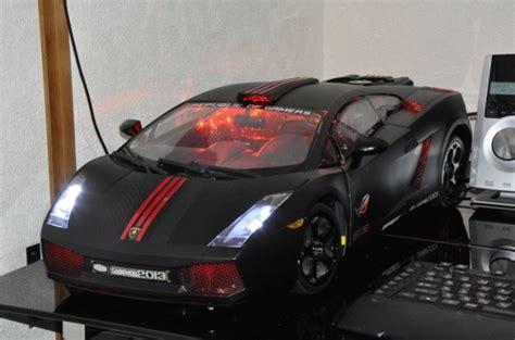 Lamborghini Pc A Lamborghini Gallardo Computer Is Impressive