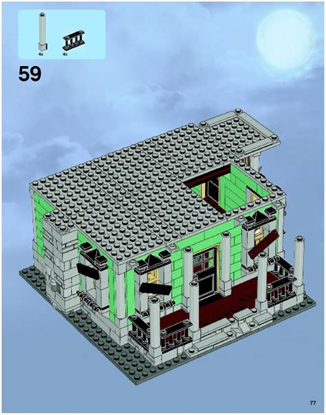 Lego 10228 Huanted House lego haunted house 10228 fighters
