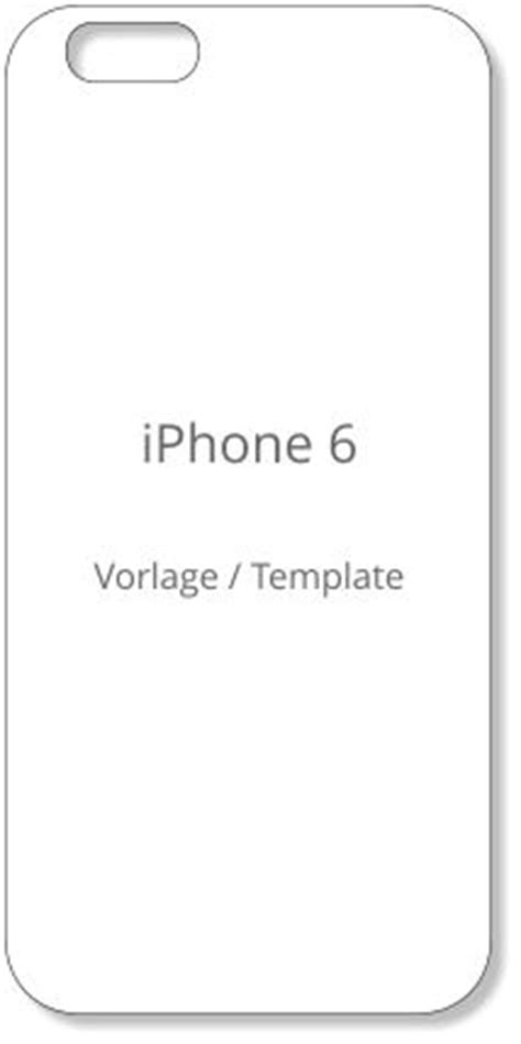 iphone cover design template iphone 6 template printable general