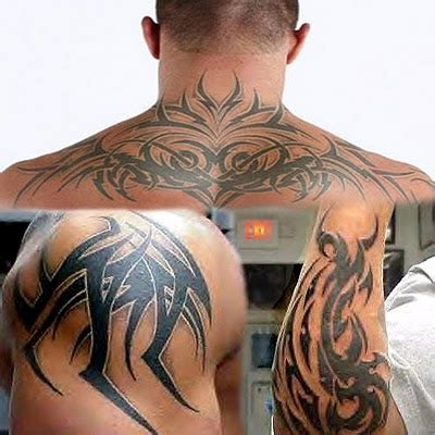 randy orton back tattoo randy orton randy orton