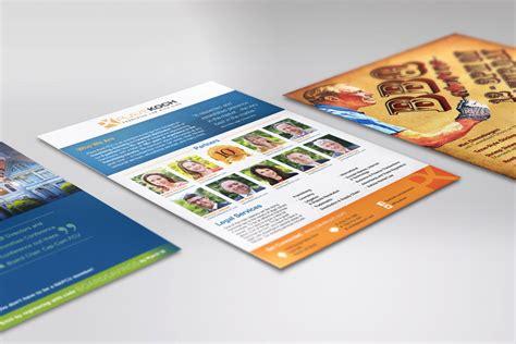 Housedesign print flyers hip house design studio