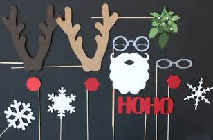 photo booth props christmas photobooth photo by