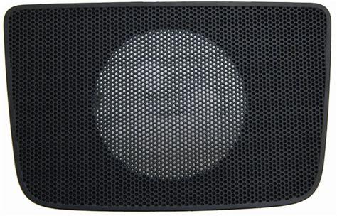 toyota avalon center dash speaker grill cover  oem black