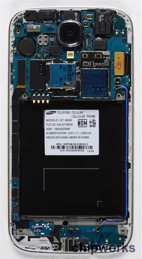 Ic Power Samsung Galaxy S4 Gt I9500 Max 77803 inside the samsung galaxy s4 chipworks