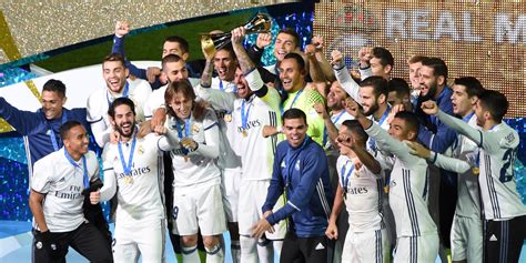 le real madrid remporte la coupe du monde des clubs