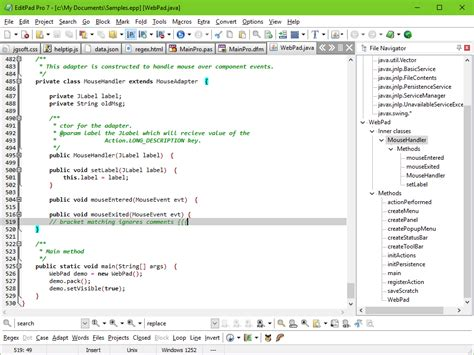 text editor in java swing source code coder s editor to edit java source code