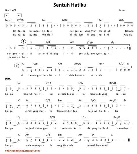 not angka pianika buku harian chord lagu yesus engkaulah permata hatiku buku lagu