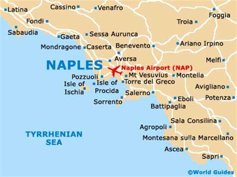 Napoli Italy Map by Map Of Naples Airport Nap Orientation And Maps For Nap