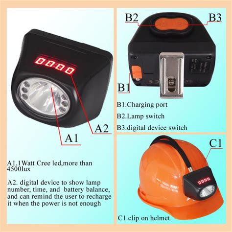 msha approved cordless mining lights for sale waterproof cordless industrial led mining light 240v ac