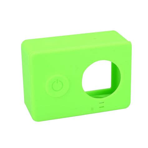 Silicone Xiaomi Yi xiaomi yi silicone hr317 hijau harga dan spesifikasi