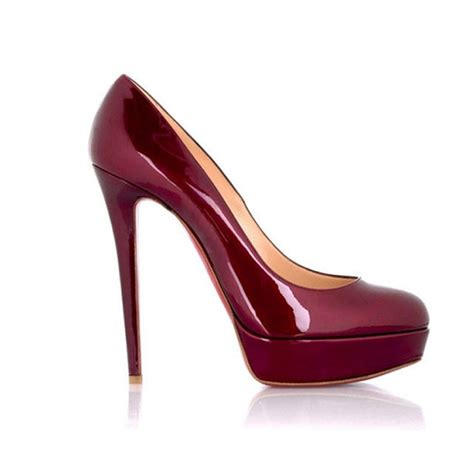 patent leather high heel shoes patent leather toe platform burgundy high heel shoes