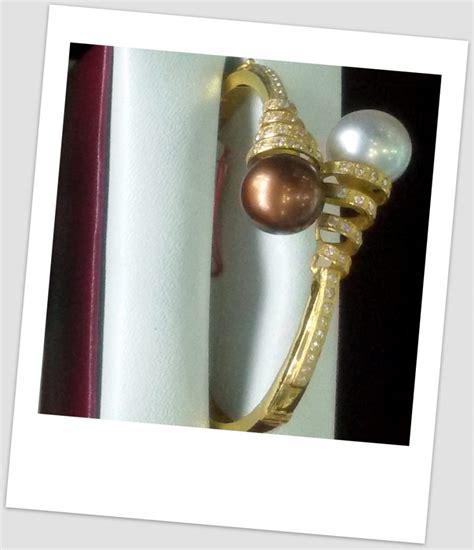 Set Chanel Zircont Mutiara Lombok 1 gelang harga mutiara lombok perhiasan toko emas terpercaya jual mutiara butiran