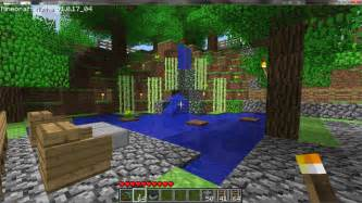 minecraft ideas watergarden kevin manus