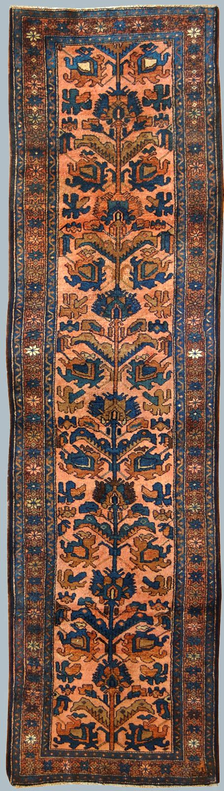 passatoie persiane passatoia lillian persiana antica stretta e lunga