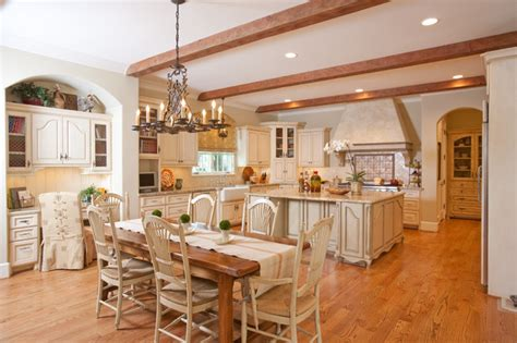 houzz country country traditional kitchen houston by